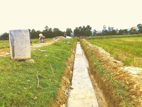 Diện mạo mới ở xã nông thôn mới Dương Thủy