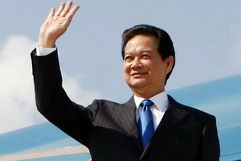 Thủ tướng Nguyễn Tấn Dũng tham dự Hội nghị Cấp cao đặc biệt ASEAN- Hoa Kỳ