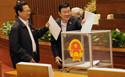 Quốc hội bầu Chủ tịch nước, Thủ tướng, Chủ tịch Quốc hội vào tháng 4