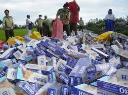 DN phản đối việc thí điểm bán đấu giá thuốc lá lậu bị tịch thu, tình hình buôn lậu thuốc lá vẫn