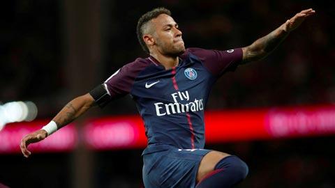 """Neymar chinh phục """"bóng vàng"""" từ Celtic Park"""