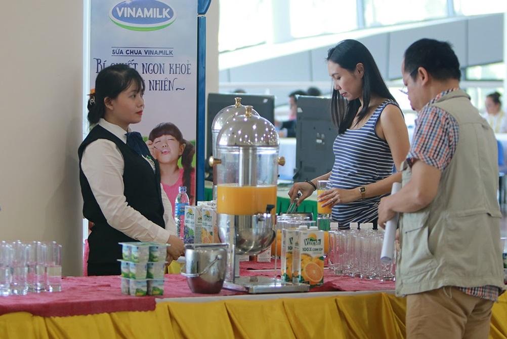 Hơn nửa triệu sản phẩm Vinamilk được chọn phục vụ hội nghị lãnh đạo cấp cao APEC