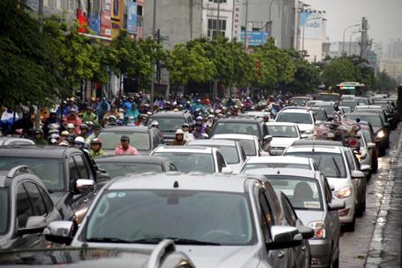 Cấm xe máy trong nội đô từ năm 2030: Cần có lộ trình hợp lý