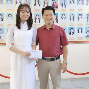Xuất sắc giành 3 điểm 10 nữ sinh Hà Tĩnh là thủ khoa duy nhất toàn quốc