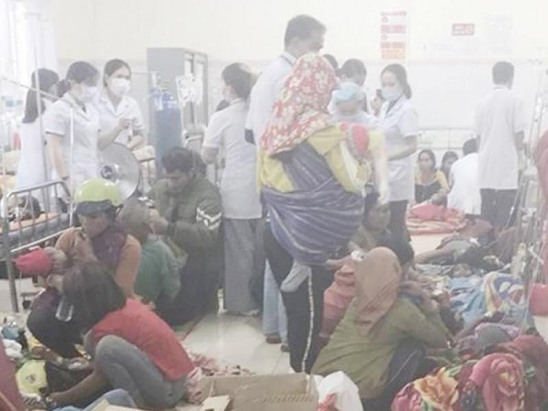 Gia Lai: Xác định nguyên nhân người dân 2 làng bị ngộ độc thực phẩm