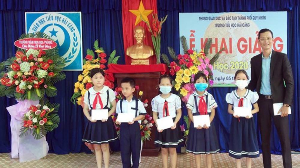 """Dự án Altara Residences Quy Nhơn tự hào đồng hành cùng chương trình """"Tiếp sức đến trường"""""""