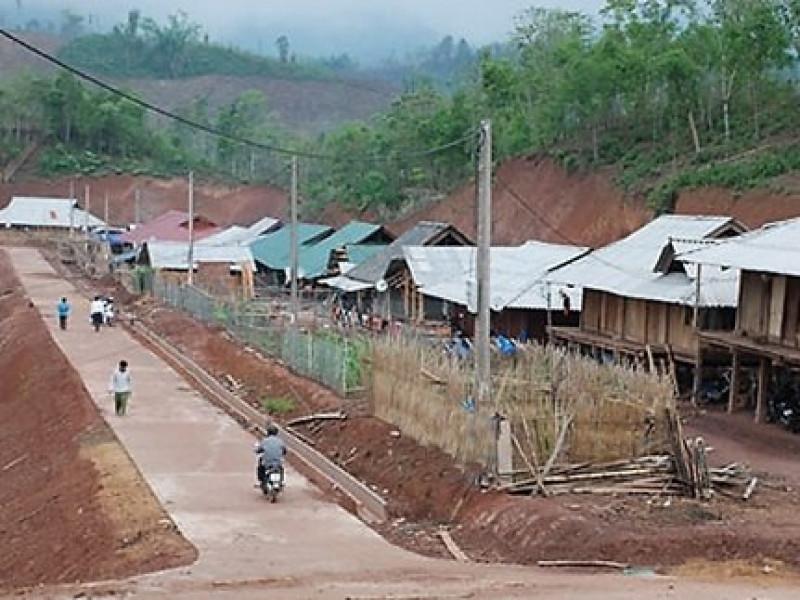 Tuyên Quang: Bố trí nơi ở cho gần 2.000 hộ dân