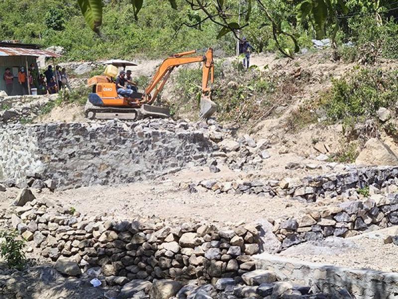 Nhiều công trình xây dựng trên đất nông nghiệp và đất rừng: Công tác quản lý có vấn đề?