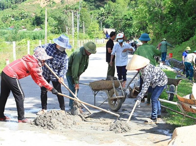 Xây dựng tỉnh NTM ở Hà Tĩnh Nghị quyết Đảng - Sứ mệnh chính trị