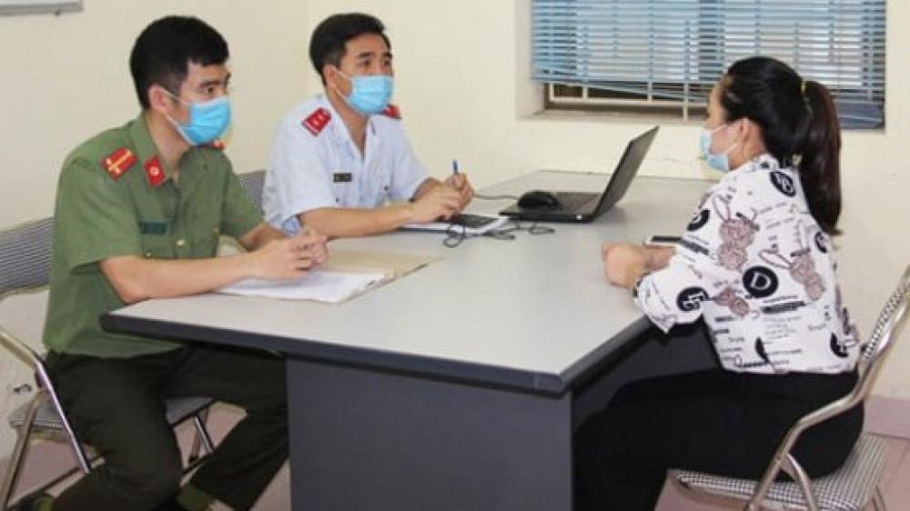 Hà Nam: Xử phạt nhiều trường hợp thông tin sai sự thật về dịch Covid-19 trên mạng xã hội